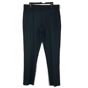 Perry Ellis Portfolio Travel Luxe Slim Fit Pants
